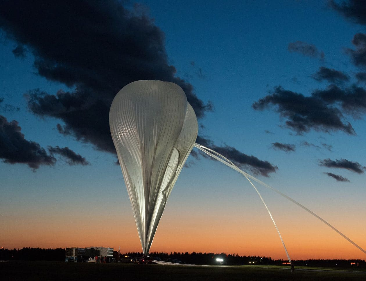 RKW Gruppe - RKW CNES balloon 2019
