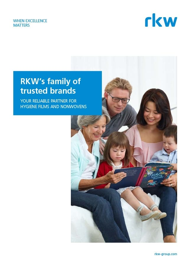 RKW Group - Hygiene brochure EN