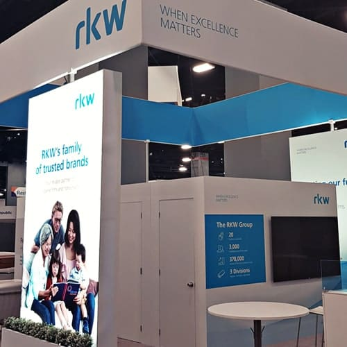 RKW Gruppe - RKW Tradefairs Events IDEA Pic 500x500