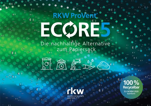 RKW Gruppe - RKW ProVent ECORE brochure DE