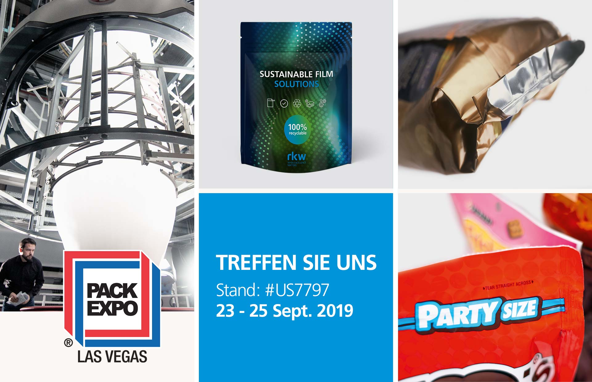RKW Gruppe - RKW News PackExpo 2019 DE 1920px