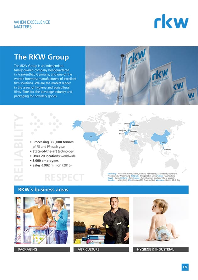 RKW Group - Hy Aptra Flyer