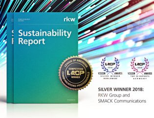 RKW Gruppe - SMACK RKW LACP Vision Awards Winner 1200x850px