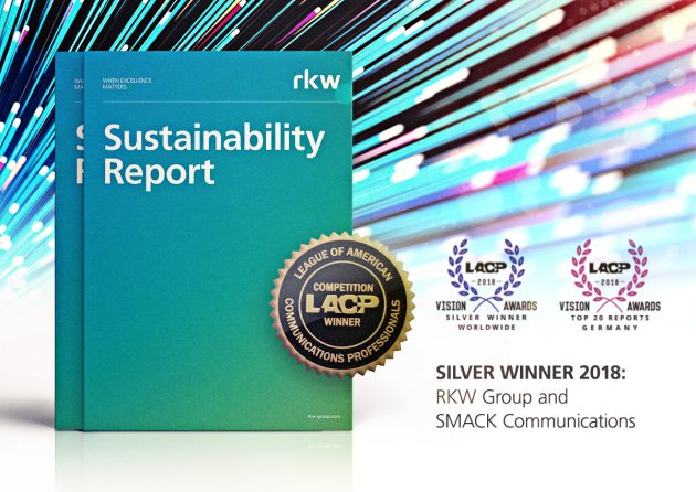 RKW Group - SMACK-RKW-LACP-Wision-Awards-Winner