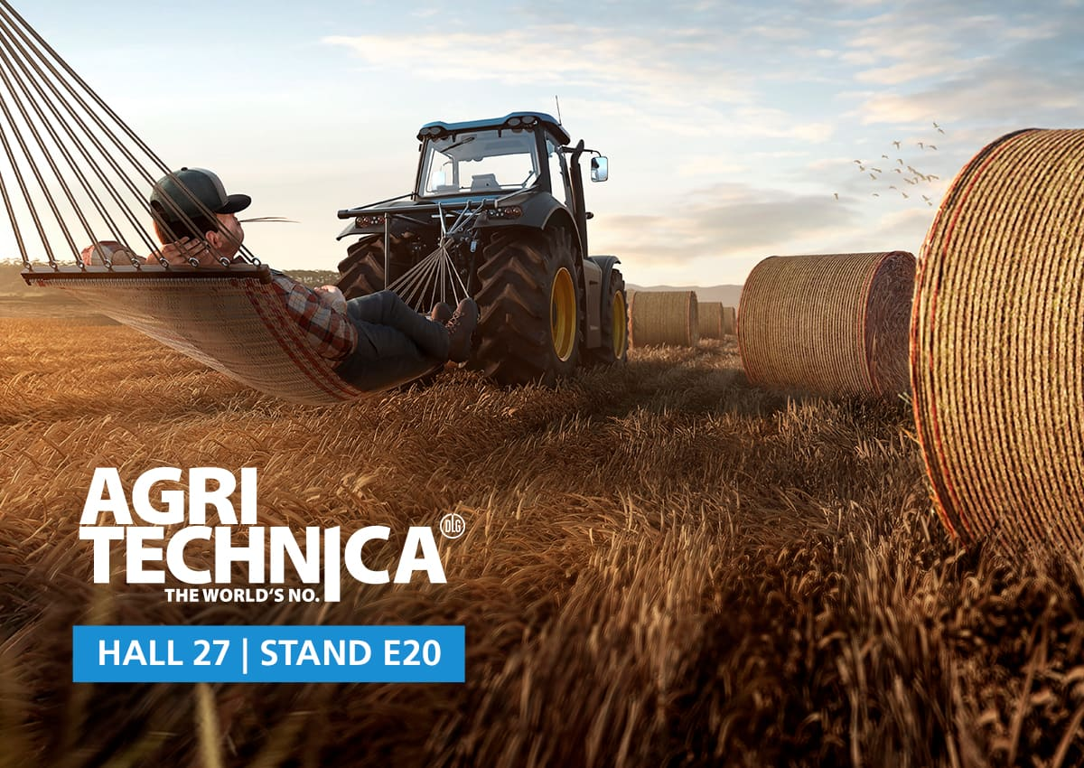 RKW Group - Agritechnica Banner