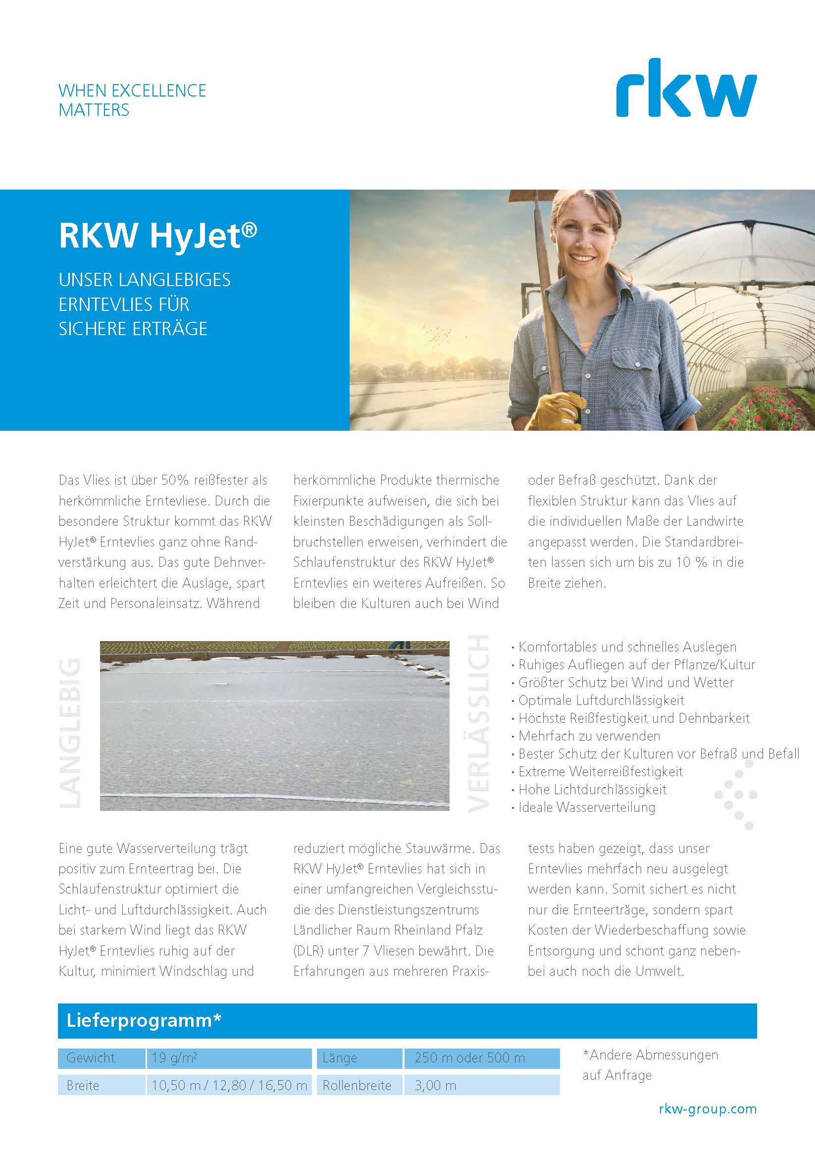 RKW HyJet Crop Cover DE